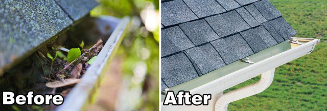 Gutter Cleaning SC